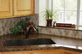 Kitchen Window Sill Kitchens Mele Tile And Natural Stone