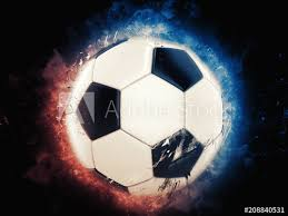 cool soccer ball ilration