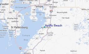 Apollo Beach Tide Station Location Guide