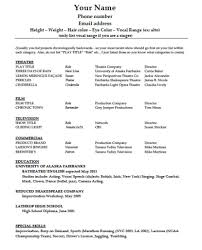 resume one page ndt technician resume format ndt level resume actor resume template word acting resume template pdf acting ndt technician resume format ndt level 2