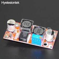 xl6009 4a dc dc step up down boost converter power supply boards voltage buck 20w 5 32 to 1 2 35v adjustable variable module