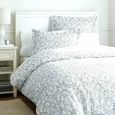 light gray duvet cover amazing damask sham within twin xl grey comforter set fabric full