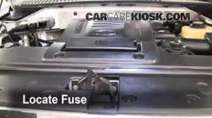 interior fuse box location 2007 2016 ford expedition 2007 ford blown fuse check 2007 2016 ford expedition