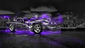 dodge viper crystal city smoke engine car