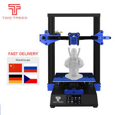 Online Shop <b>TWO TREES 3D Printer</b> Bluer High precision printing ...