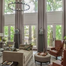Curtains For A Big Window Best 25 Large Window Curtains Ideas On Pinterest Large  Window Modern