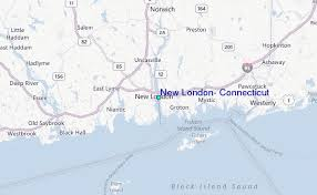 New London Connecticut Tide Station Location Guide