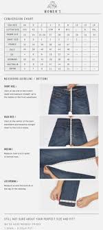 Ten Things You Should Do In Revice Denim Chart Information