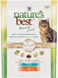 Сухой <b>корм</b> для кошек <b>Hills</b> Natures Best <b>Тунец 2кг</b> - купить с ...