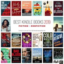New York Times Book Best Seller Charts 18 Best Selling Kindle Books Of 2019 In Fiction And Nonfiction