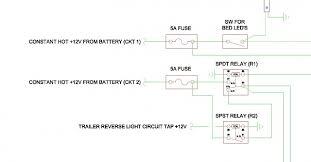 wiring led light bar diagram images stl led light bar wiring reverse led light bar page 2 ford f150 forum community of