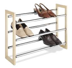 Shoe Rack Designs cool shoe racks with moder chrome design for homemade shoe rack 8845 by guidejewelry.us