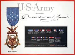 u s army decorations and awards navy medals chart