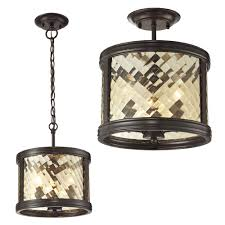 oil rubbed bronze kitchen lighting fixtures