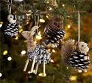 Елочные украшения на елку