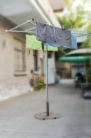 outdoor umbrella clothesline outdoor umbrella clothesline large collapsible 4 arm parallel clothes drying rack clothes hanger