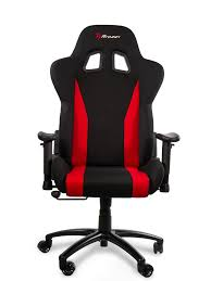 inizio gaming chair red
