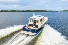 Marine Boat Polish Designed For Polyethylene Hulls 2010 Sabre 40 Sedan West River Maryland Boats Com