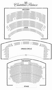 United Center Map With Seat Numbers Chicago Theatre Seating