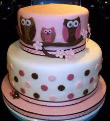 Owl Baby Shower Cake  Google Search  Baby Shower  Pinterest Owl Baby Shower Cakes For A Girl