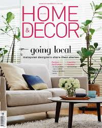 Small Picture HOME DECOR Malaysia Magazine August 2016 SCOOP
