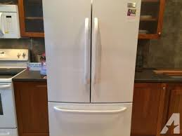 white french door refrigerator. Kitchen Appliances For Sale In Tacoma, Washington 98444 - Buy And Sell Stoves, Ranges Refrigerators Classifieds Page 15   Americanlisted.com White French Door Refrigerator