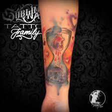 Tatuaggi Watercolor Subliminal Tattoo Family Tattoo Studio Monza