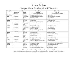 Diabetic Diet Chart Indian Indian Diet Plan For Diabetes Type India Pdf Diabetics To