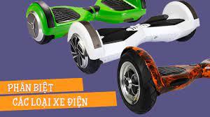 Điểm khác nhau của những loại xe điện 2 bánh tự cân bằng - YouTube