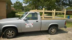 Truck Bed Rail Sides for Hauling: 4 Steps