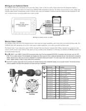 wiring diagram garmin garmin gpsmap 3206 installation instructions page 6 type your new search above
