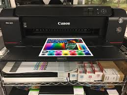 Canon Pixma Printer Comparison Chart Why I Switched From Epson To Canon Fine Art Inkjet Printers