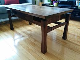 Floating Coffee Table Black Walnut Floating Top Coffee Table Woodworking