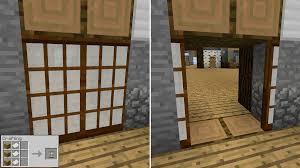 minecraft door. Paperdoor Minecraft Door O