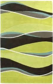 bright green area rug throw rugs fl grey throughout bri