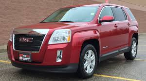 2015 gmc terrain red. Simple Terrain 2015 GMC Terrain SLE AWD  Alloy Wheels Backup Camera Satellite Radio Inside Gmc Red YouTube