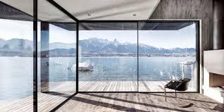 Rahmenlose Schiebefenster Von Swissfineline Fenster Ohne Rahmen
