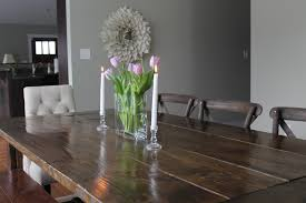 Farmhouse Dining Room Table And Chairs Wood Kitchen Table Home Design Ideas Wooden Farmhouse Kitchen