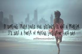 Quotes about Distance 40 quotes Mesmerizing Distance Quote