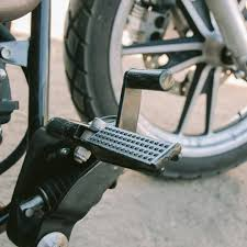 ... Sanderson Pegs By Biltwell Black, Harley Davidson, Chopper, Custom