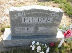 "Lillian Ilene ""Lila"" Schmidt Holden (1928-2016) - Find A Grave ..."