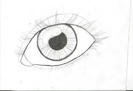 eyes drawings how to draw an eye updated 15 steps