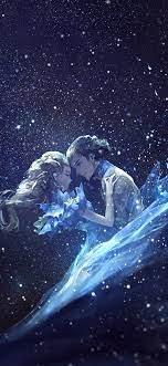 av43-anime-kiss-love-blue-girl-boy ...