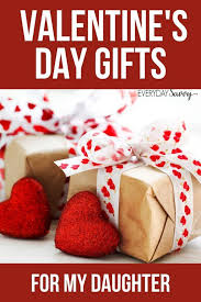 Time to knuckle down and start looking at valentine's day gifts for her, or before you know it it'll be just around the corner. Valentine S Day Gifts For My Daughter Everyday Savvy