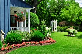 Small Picture Garden Home Landscape Ideas HomesFeed