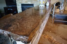 the rustic concrete countertops denver epic cambria countertops