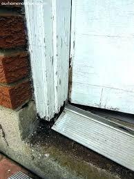 exterior door and frame kit replace exterior door jamb installing a exterior door before door frame