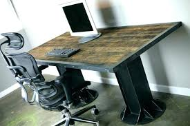 cool office furniture. Cool Office Furniture Custom Made Desks Trendy Industrial Desk Modern . N