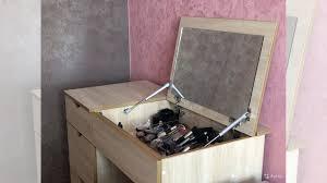 <b>Столик туалетный</b> с тремя выдвижными ящиками 100*<b>50</b> купить ...