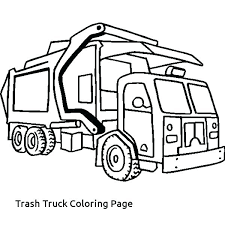 Printable Truck Coloring Pages Dump Truck Coloring Pages Free